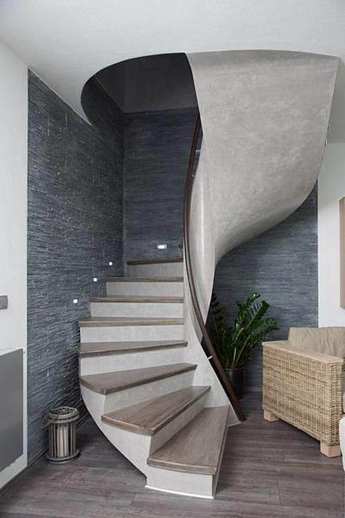 Бетонные лестницы в Белгороде