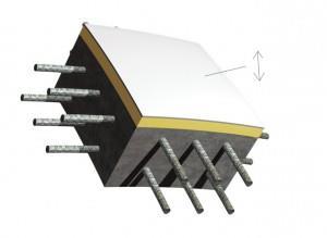Размер защитного слоя бетона