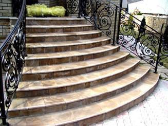 красивые входные лестницы