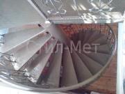 ступени металлической винтовой лестницы.jpg