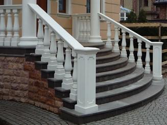 проекты входных лестниц