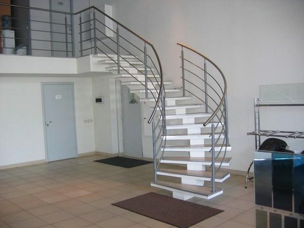 лестницы из металла своими руками