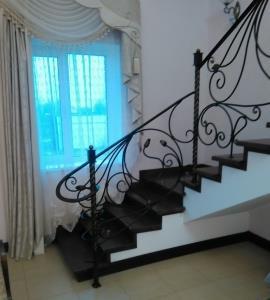 Деревянная Лестница в Казани