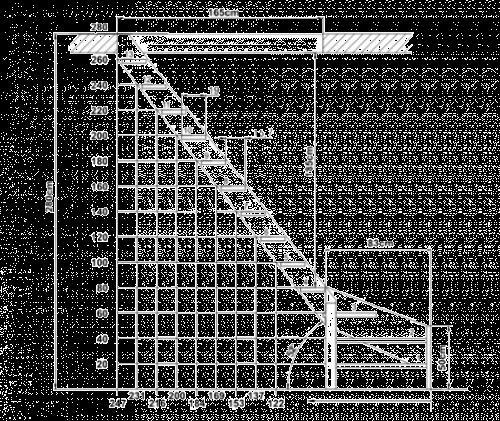 Размеры лестницы в частных домах
