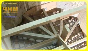 Как построить бетонную лестницу