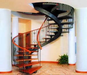Винтовая лестница своими руками – как сделать правильно?