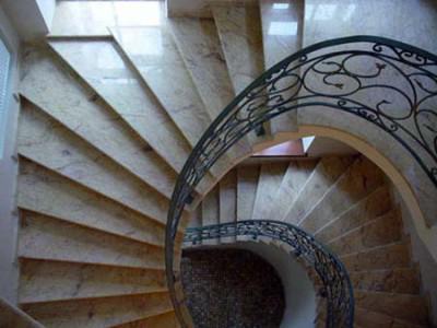винтовая модульная лестница