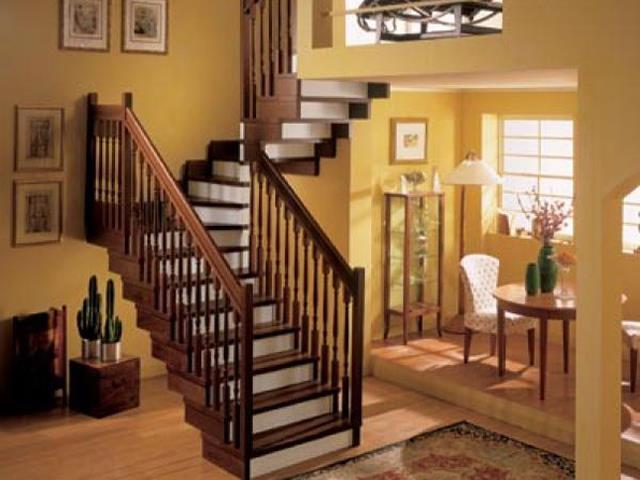 Лестница на 2 этаж А