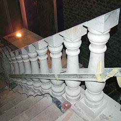 Шесть основных этапов установки маршевой лестницы