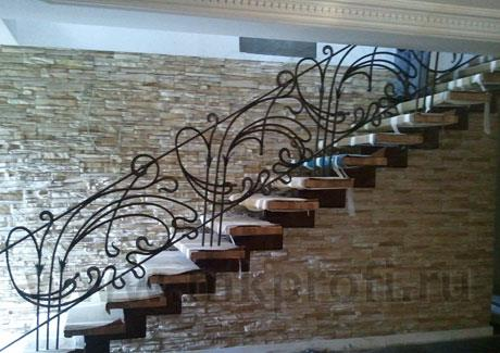 Фото лестницы для загородного дома