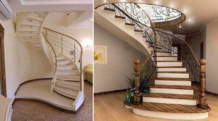 Бетонная лестница СПб