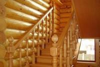 Лестницы из дерева - их особенности