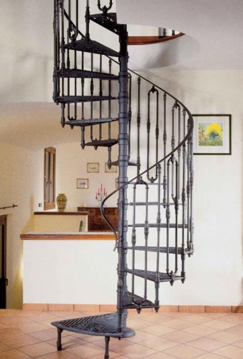 Делаем металлическую лестницу на второй этаж. Изготовление металлической лестницы своими руками