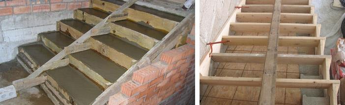 Сооружение лестницы своими руками