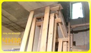 Как построить лестницу из бетона