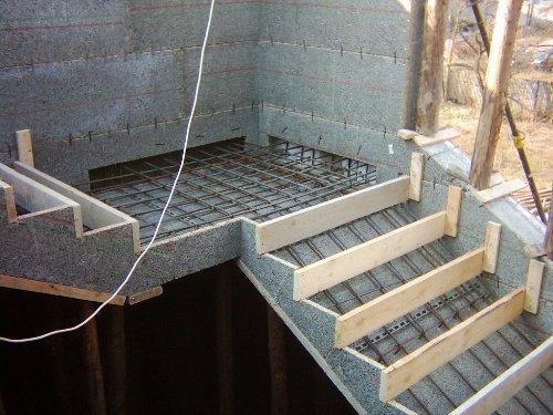 Армирование для монолитной конструкции