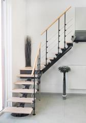 Модульные лестницы do-up, примеры работ