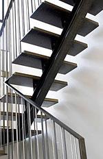 Лестницы металлические под заказ