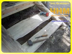 Изготовление и установка деревянной лестницы своими руками